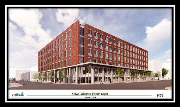 State of New Jersey Seeks Art To Purchase For Department Of Health Building