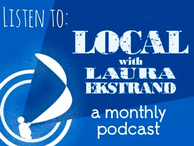 PODCAST: Local With Laura Ekstrand Season 2, Episode 7; George Marriner Maull