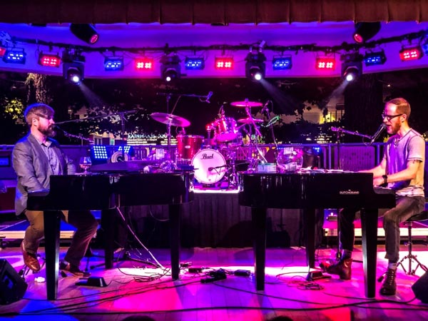 Y Arts Presents Cabaret Night: Dueling Pianos In Wyckoff On February 7