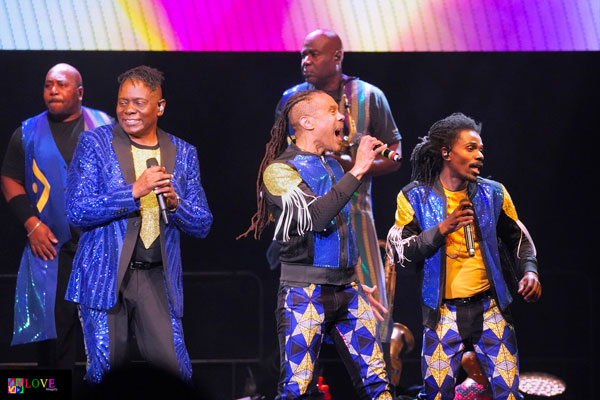 Earth, Wind and Fire LIVE! at the Hard Rock Hotel and Casino