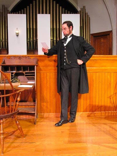 """East Lynne Theater presents """"Historic Spout Offs"""" Online July 14-17"""