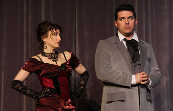 """Playhouse 22 In East Brunswick Presents """"The Mystery of Edwin Drood"""""""