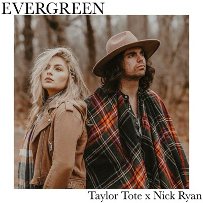 "Taylor Tote to release her first duet single ""Evergreen"" and Upcoming Plans"