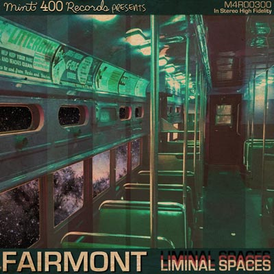"Makin Waves Record of the Week: ""Liminal Spaces"" by Fairmont"