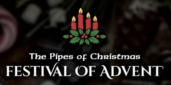 Popular Pipes of Christmas Concert To Return Via the Internet