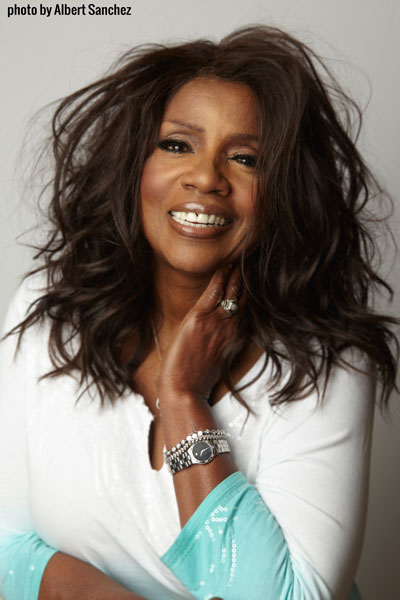 Gloria Gaynor Enjoys A Gospel Rebirth