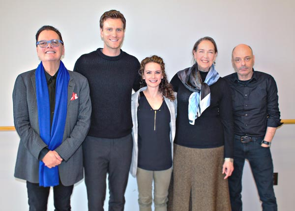 "Harriet Harris and Lee Sellars To Star In ""Conscience"" at George Street Playhouse"
