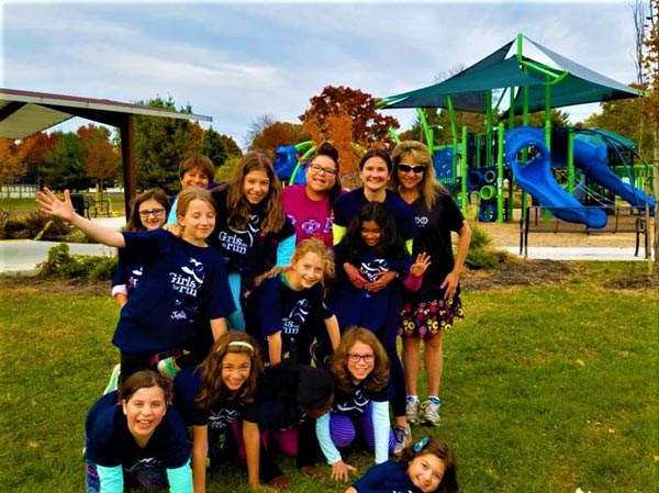 Girls on the Run of Central New Jersey Continues Support for Girls During COVID-19