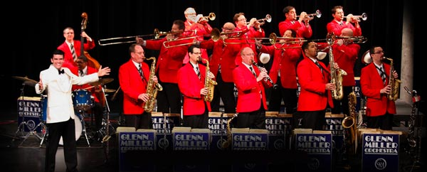Glenn Miller Orchestra Returns To The Newton Theatre On August 2nd