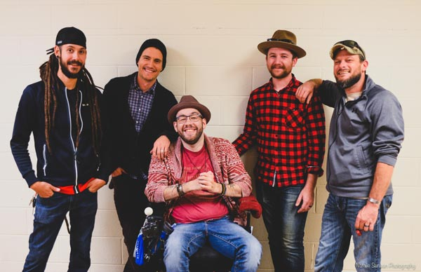"""Makin Waves Record of the Week: """"Outside the Window"""" by Gooch and the Motion"""