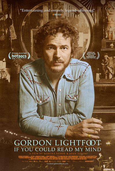 Greenwich Entertainment Reveals Official Trailer For The Upcoming Documentary 'Gordon Lightfoot: If You Could Read My Mind'