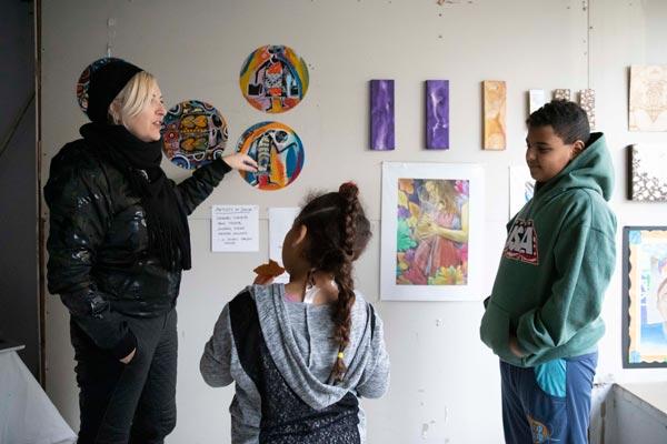 Greenville Art Walk: Monthly Series Revitalizes Jersey City Neighborhood