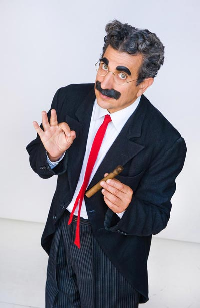 MPAC Presents An Evening with Groucho