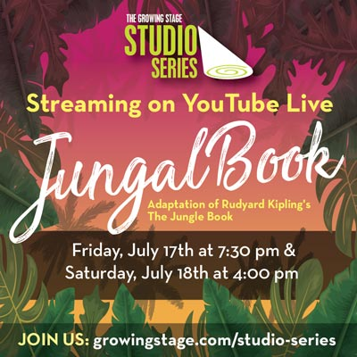 The Growing Stage Presents JUNGALBOOK Production Streaming on YouTube Live