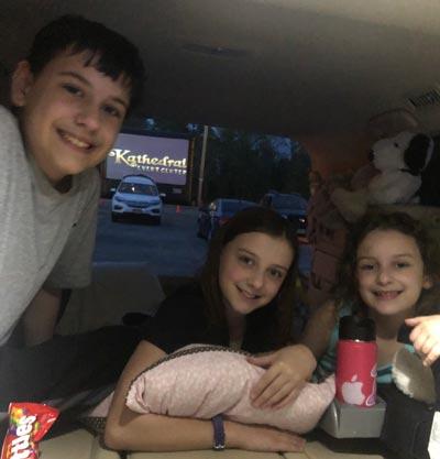 Hammonton Launches Pop-Up Outdoor Cinema
