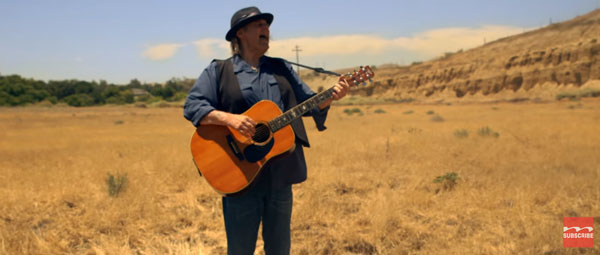"Featured Music Video: ""Heartland"" by Walter Trout"