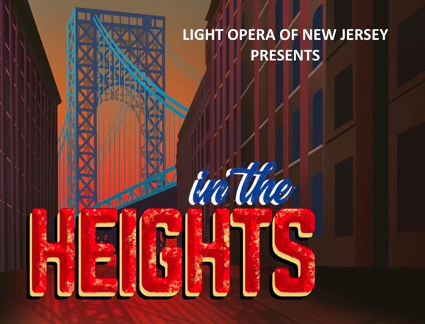 "Light Opera of New Jersey To Hold Auditions For ""In The Heights"""