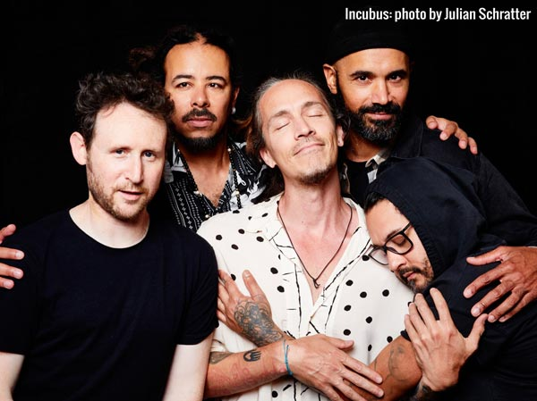 Incubus, 311, and Badflower To Perform Two Shows In New Jersey