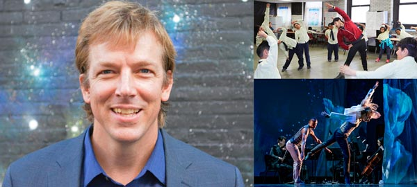 Meet New Jersey's Arts Leaders: A Conversation with Samuel Pott, Founding Artistic Director, Nimbus Dance