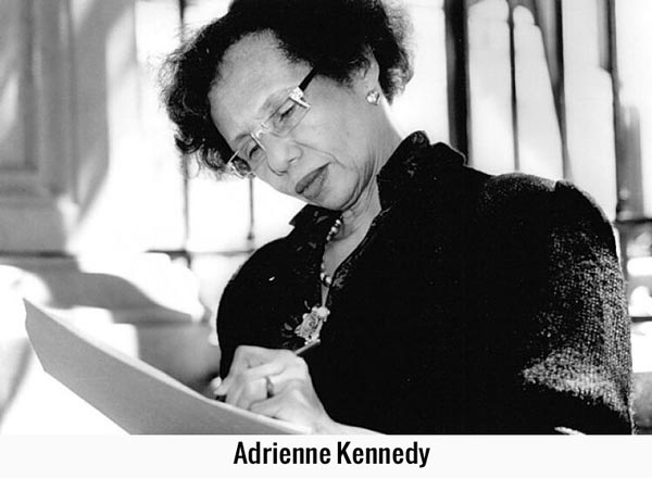 Playwright Adrienne Kennedy featured in a Virtual Festival at McCarter Theatre