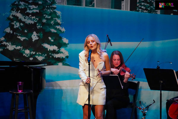 """""""She Sings Like an Angel!"""" Jackie Evancho LIVE! at the Newton Theatre"""