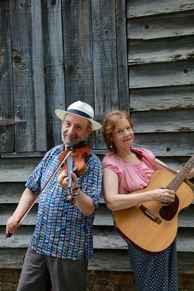 Jay & Molly: Connecting People to the Past via Their Music