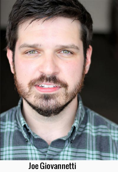 """""""The Promotion"""" - an interview with playwright Joe Giovannetti"""