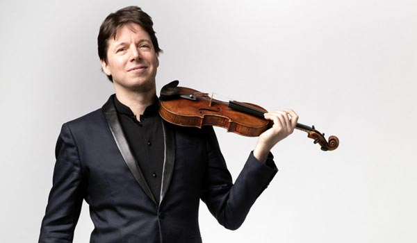 NJPAC Presents Joshua Bell with Jeremy Denk