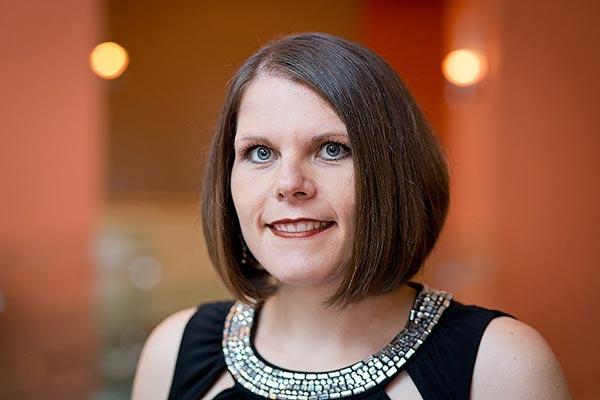 Katie Sword of NJPAC named one of NJ Ad Club's Jersey's Best 40 under 40 MARCOM Professionals