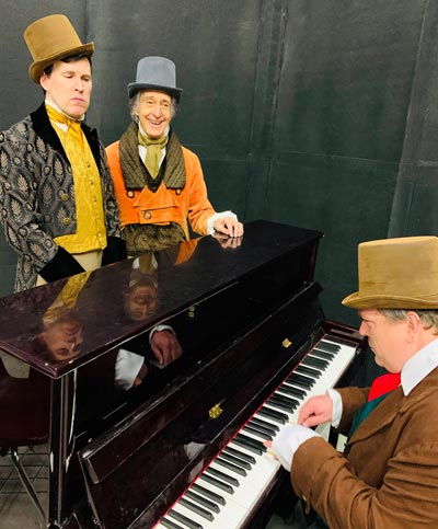 """Pierrot Productions presents """"33 Variations"""" at Kelsey Theatre"""