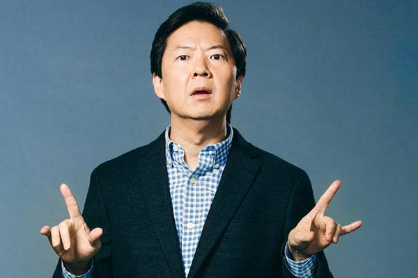 NJPAC Presents Comedian Ken Jeong