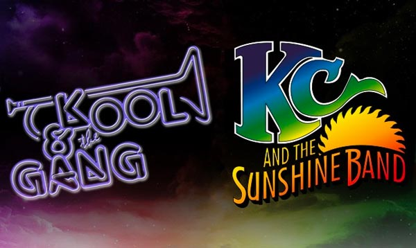 Kool & the Gang and KC and the Sunshine Band LIVE! at the Hard Rock Hotel and Casino