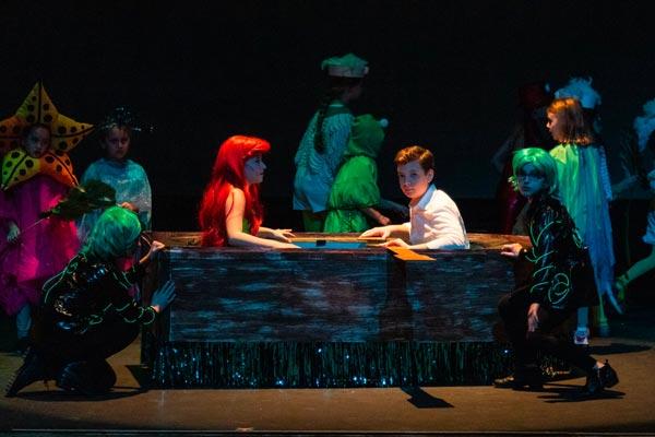 PHOTOS from Disney's Little Mermaid Jr. at RosenPAC