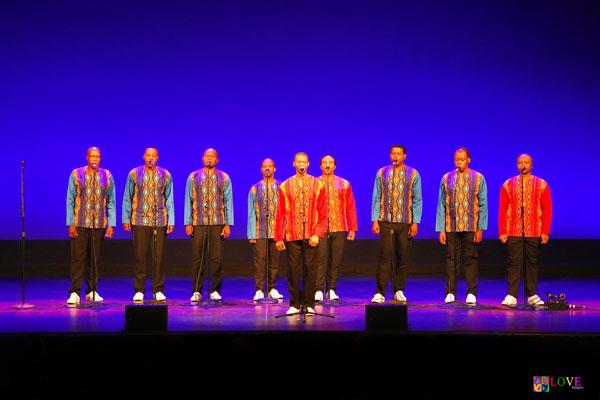 """Their Music Permeates the Soul!"" Ladysmith Black Mambazo LIVE! at the State Theatre NJ"