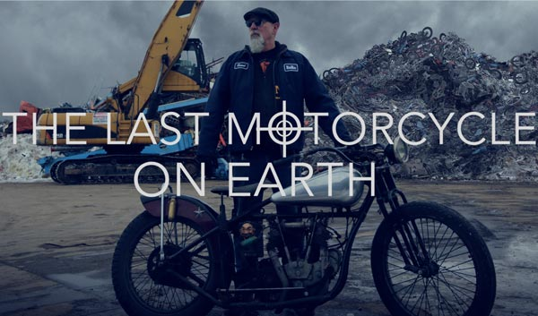 The Last Motorcycle on Earth