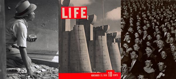 """LIFE as We Knew It: """"LIFE Magazine and the Power of Photographs"""" at Princeton University Art Museum"""