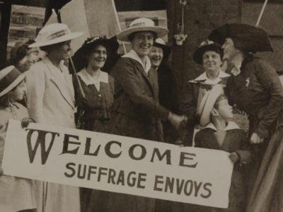 Celebrating the 100th Anniversary of Women