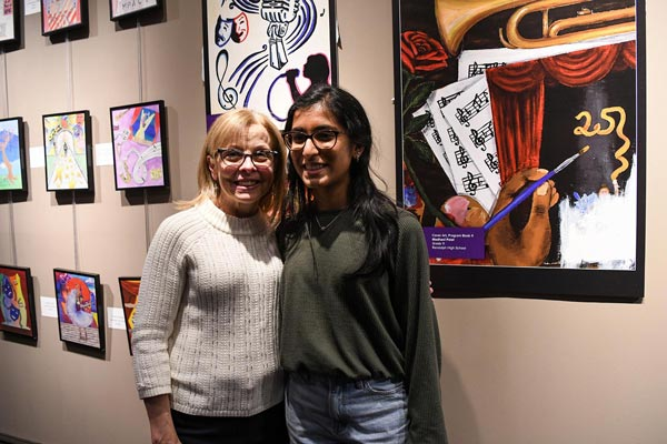 Students from Randolph and Boonton win MPAC Art Cover Contest