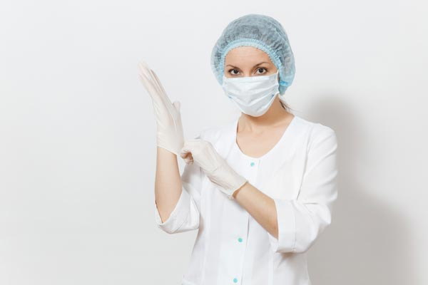Caring Connections Of NJ Seeks Donations Of Masks & Gloves