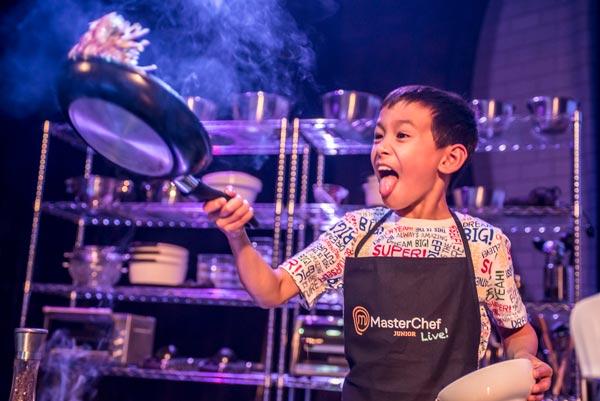 MasterChef Junior Live! Comes To State Theatre New Jersey