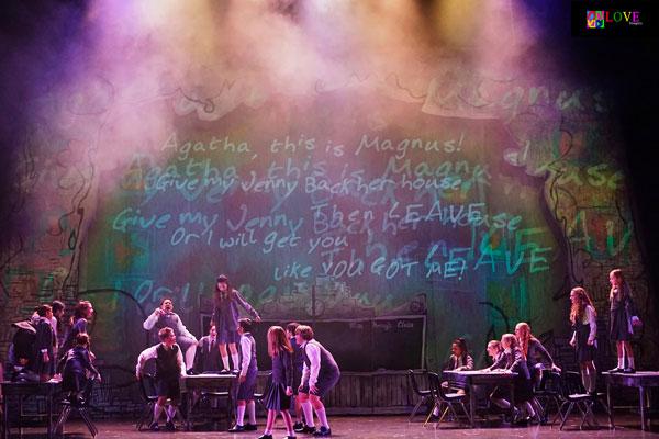 """Magical and Brilliant!"" Matilda the Musical at Deal Park, NJ"