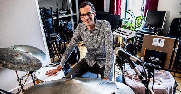 Matt Slocum on Drumming, Teaching, and the Meaning of Success