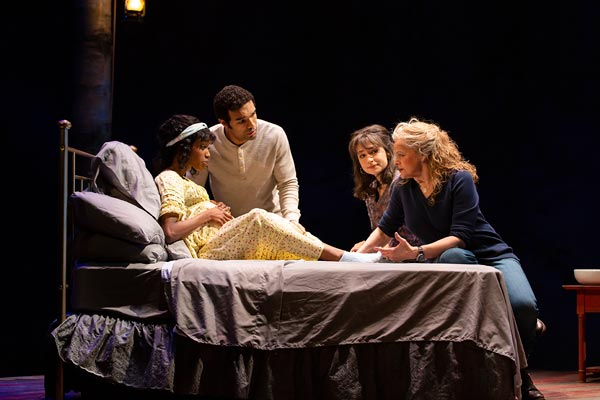 "Review: ""Midwives"" at George Street Playhouse"
