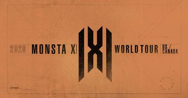K-pop sensation MONSTA X To Perform At Prudential Center