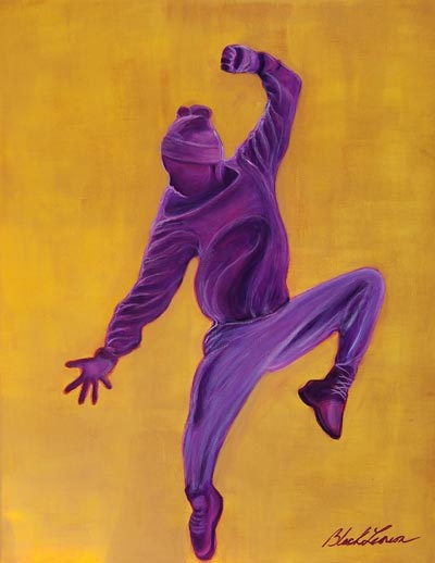 "Studio Montclair To Present ""Inspired By Dance"" First In-Person Exhibit Since March"