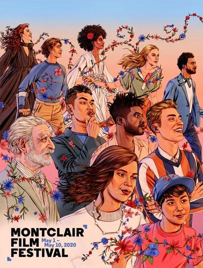 Montclair Film Unveils 2020 Festival Artwork Designed By Michael Hoeweler