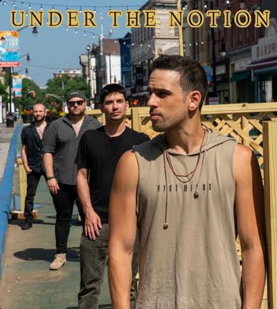 """Makin Waves Song of the Week: """"Under the Notion"""" by Morningside Lane"""