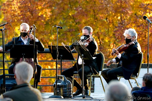 """Members of the acclaimed Orpheus Chamber Orchestra To Close Out """"Lots of Strings Music Festival"""" At Morris Museum On October 24"""