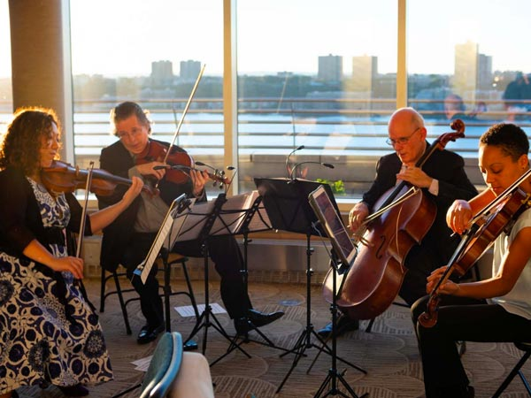 Members of Orpheus Chamber Orchestra To Perform Three Shows At Morris Museum