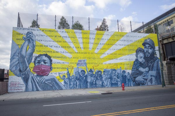 Newark Announces Completion Of Two Public Murals